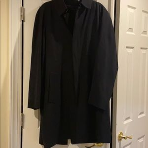 Burberry tench coat with removable layer
